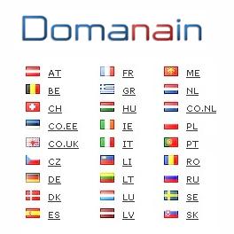 Naming Domanain